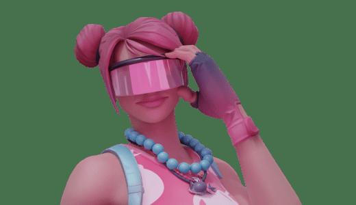 【FORTNITEレンダーパック紹介 100個以上!】fortnite render・3Dスキン(EU Kyro③)
