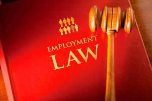 employment-law-gavel