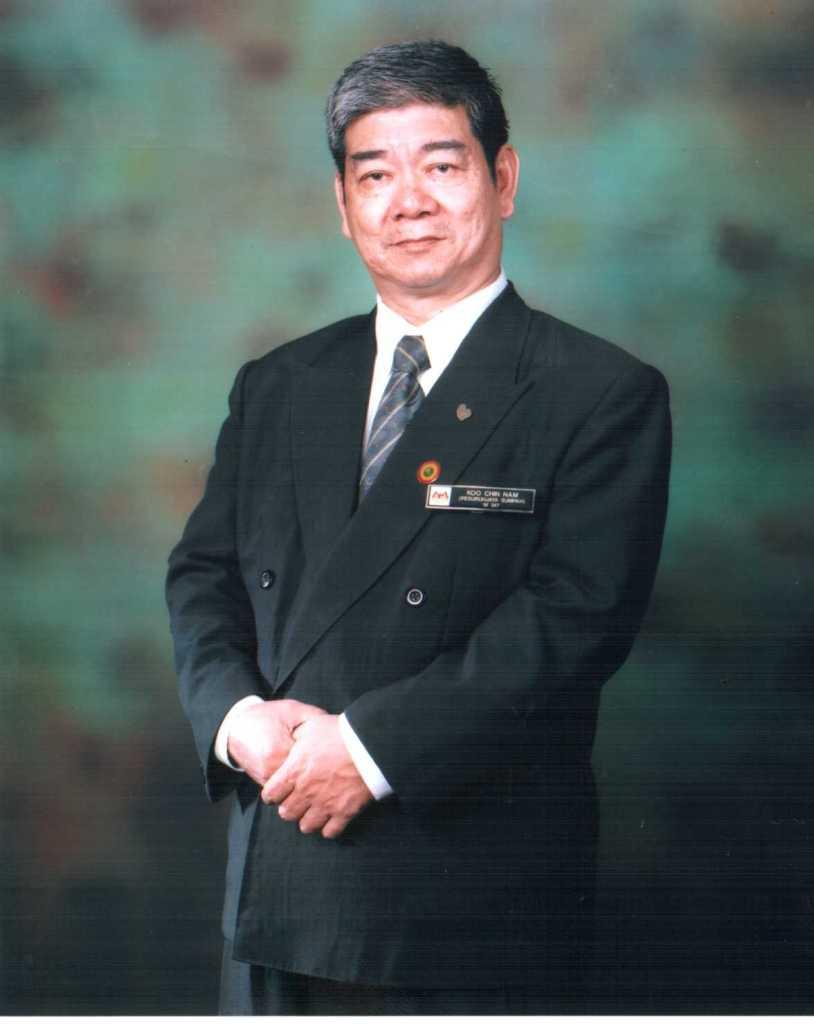 Datuk Koo Chin Nam About Us
