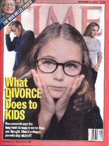 What divorce does to kids? Custody of children is a sensitive topic, and a real issue.