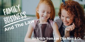 Family Business and the Law