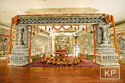 The Indian Temple Set