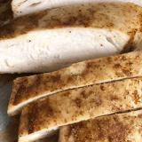 kip uit de oven met Ras el hanout
