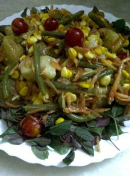 Multicoloured Salad