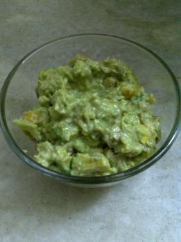Avocado & Chickpea Spread