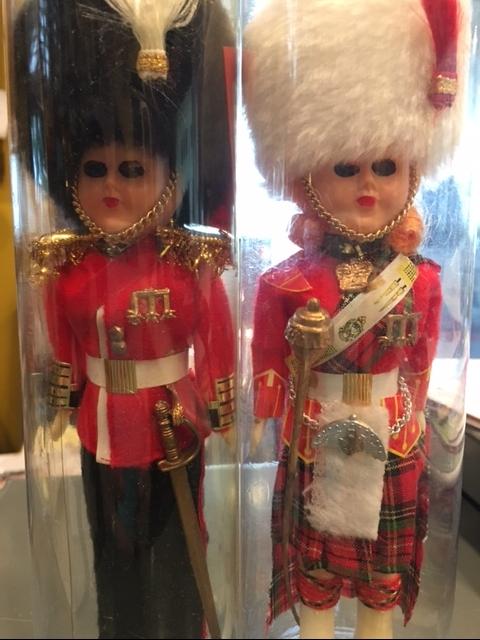 Dolls  Vintage British Doll Buckingham Palace Guard
