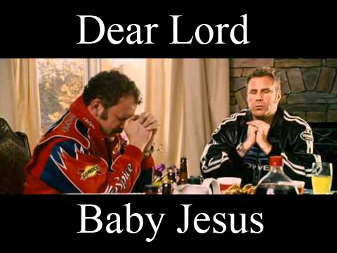 Image result for dear lord baby jesus will