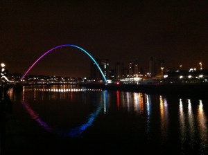 Traverse 14: the River Tyne, Newcastle-Gateshead