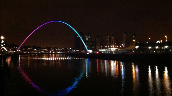 Traverse 14 – the Tyne of your blogging life!