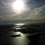 Take12trips: flying over the Arctic Ocean
