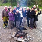 Take12trips: Group in Denali