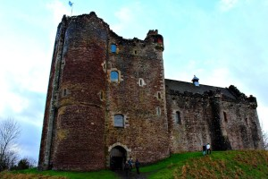 Highland fairytale: Doune Castle