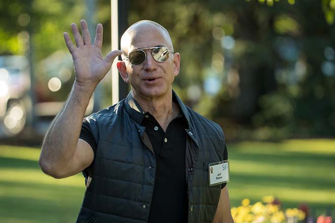 Les business models du e-commerce - Jeff Bezos