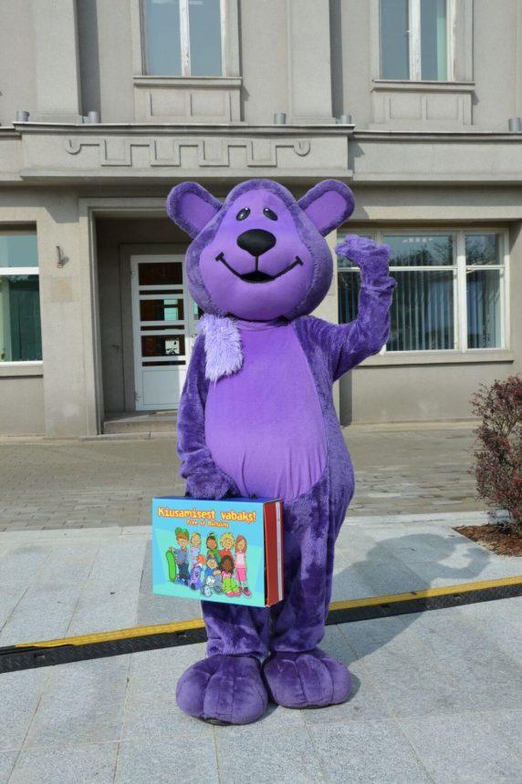 Head algavat Koolirahu, soovib Sõber Karu
