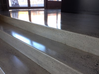 Recent Projects - Polished Concrete Koolis and Sons ...