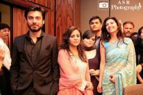 Fawad Khan & Mahira Khan in New Jersey for Ek Shaam Humsafar Key Naam (18)