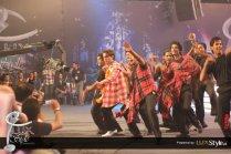 Ali Zafar & Humaima Malick setting LSA stage on Fire (4)