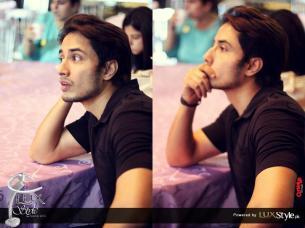 Ali Zafar on LSA 2012 (2)