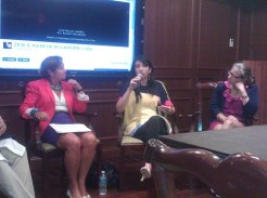 Zeb and Haniya panel at Georgetown University (7)