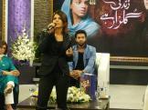 Fawad Khan, Sanam Saeed, Hadiqa Kiani, Sultana Siddiqui & Momina on Jago Pakistan Jago (10)