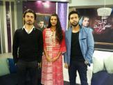 Fawad Khan, Sanam Saeed, Hadiqa Kiani, Sultana Siddiqui & Momina on Jago Pakistan Jago (13)