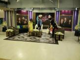 Fawad Khan, Sanam Saeed, Hadiqa Kiani, Sultana Siddiqui & Momina on Jago Pakistan Jago (14)
