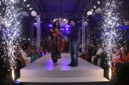 Meesha Shafi with Ali Asif (1)