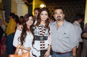 Launch of Hadiqa Kiani Fabric World (6)