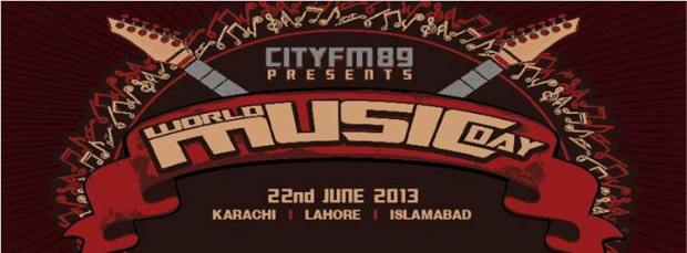 CityFM89 to celebrate World Music Day 2013
