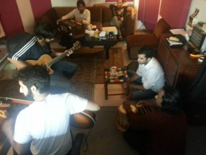 Music Rehearsals for Manto