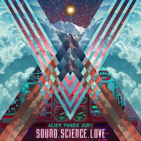 Alien Panda Jury - Sound, Science, Love