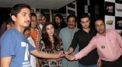 Waar Cast at Sozo World Cinema Lahore (7)