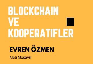Blockchain ve muhasebe denetim