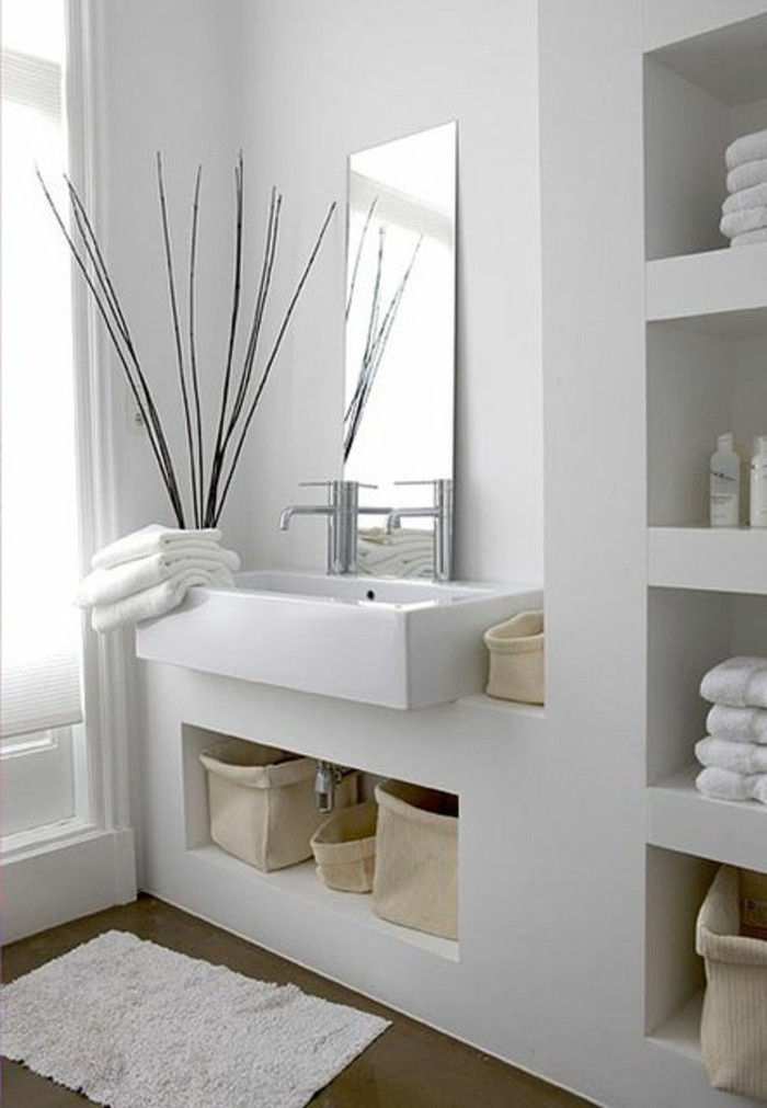 salle de bain sont vraiment cool