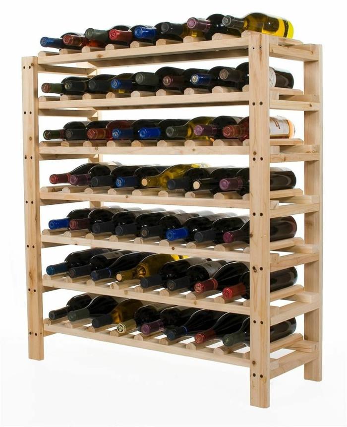 construisez votre propre casier a vin