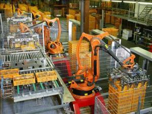 Automatización de la fabricación - Koops, Inc.