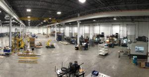 Koops Automation New Shop South Carolina