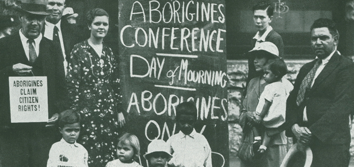 1938 Day of Mourning