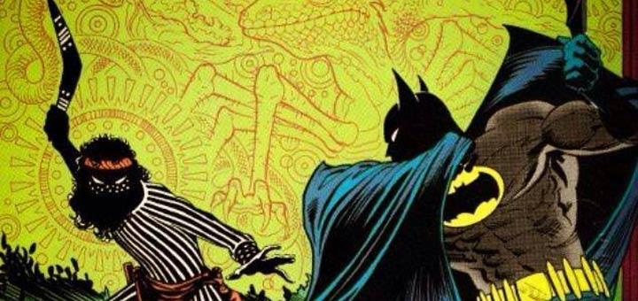 Batman vs Clever Fella, Detective Comics #591 (1988), Copyright DC Comics, Art by Norm Breyfogle