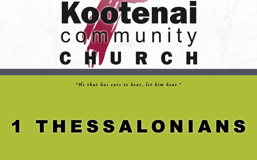 An Approved Ministry (1 Thessalonians 2:1-6)