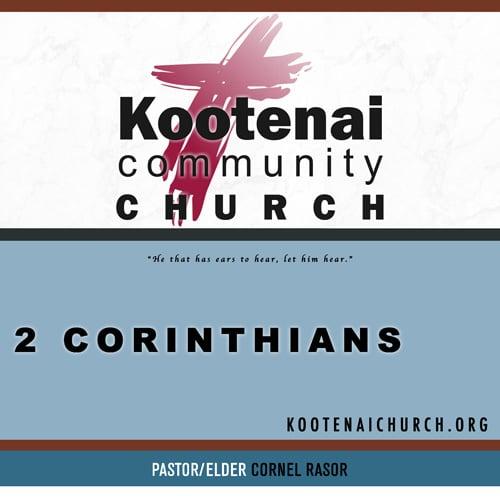 A Meek Ministry (2 Corinthians 9:14-10:4)