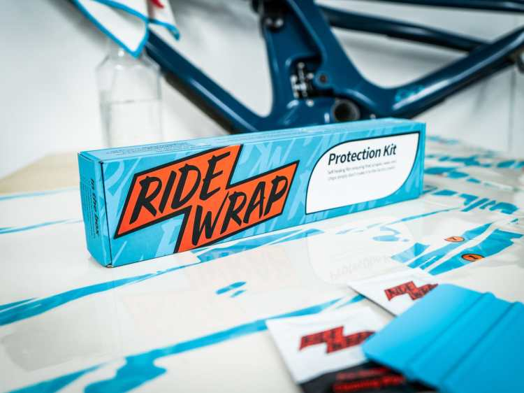 Ride Wrap protection ki