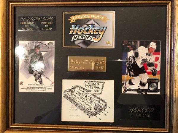 Hockey Legend & Heros