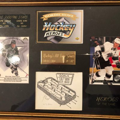 Hockey's All Time Greats - Collector' Edition