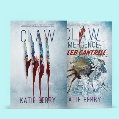Novel Set: CLAW by author Katie Berry
