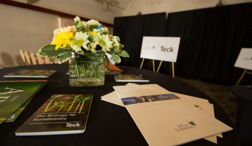 Teck Sustainability Strategy - NCC