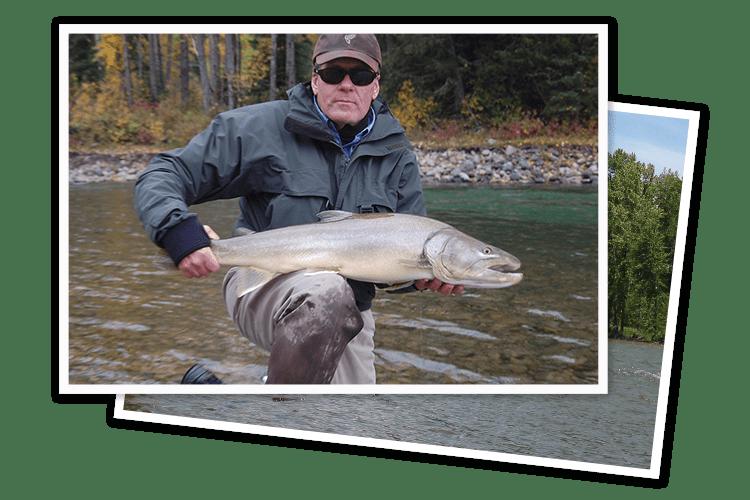 walk & wade fly fishing trips
