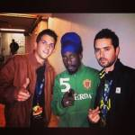 Openning for Sizzla Kalonji