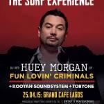 Huey Morgan & Kooyah