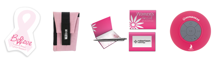 breast-cancer-awareness-month-promotional-products